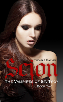Vampires of St. Troy: Scion